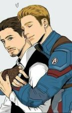 Awakening || Steve x Tony || Avengers fanfic by natashasfantasy