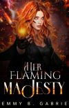 The Blazing She-wolf cover