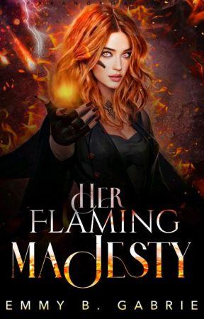 The Blazing She-wolf by Kem-Bee
