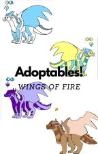 Adoptables! Wings of Fire! by a3sisgv
