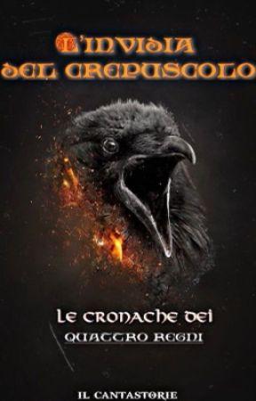 LE CRONACHE DEI QUATTRO REGNI by -ilCantastorie-