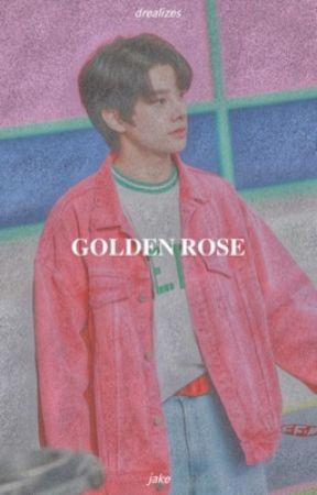 golden rose ; 제이크 by nikiboba