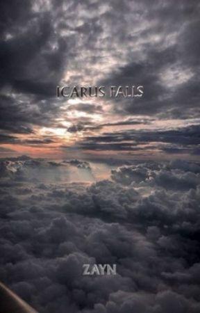 icarus falls.  by zmqlik-