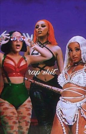 𝑟𝑎𝑝 𝑠ℎ𝑖𝑡 ✰ doja cat  by graphictrap