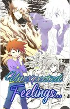 Unexpected Feelings { Gary Oak X Reader } by _ForestGenie_