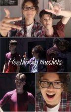 Heath x Izzy oneshots by cookiecat0503