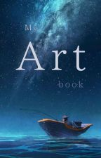 My Art/Random Book by --MaskedRebel--