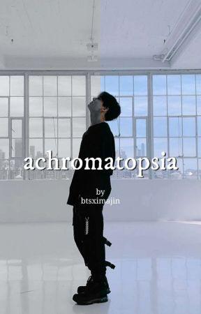 achromatopsia by btsximajin