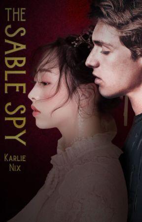 the sable spy by nyxiekitsune