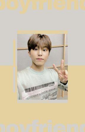 boyfriend ➳ jeongwoo by jeocrush
