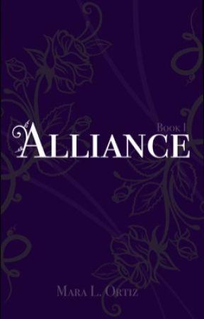 Alliance by Ortiz-Novels