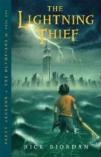 Reading The Lightning Thief - Parallel Universe by TheFunnyAnnoyingDude