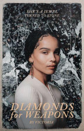 DIAMONDS FOR WEAPONS ━ Haymitch Abernathy by stxrmborn