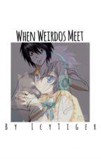 When Weirdos Meet (L/Oc) Death Note Crazy L Love Story by IcyTiger