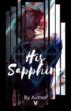 His Sapphire  Shoto Todoroki by Sekaii-_