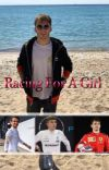 Racing For A Girl Dutch  cover