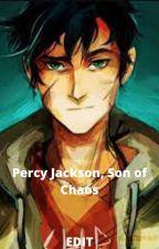 Percy Jackson, Son of Chaos by Atlas_Nightshade