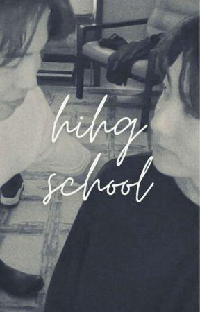 high school / jikook by demixbngtn