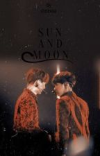 sun and moon. by shokvaa