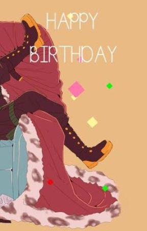 Bakugo's birthday  by KiraroK