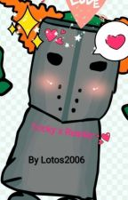 Tricky The Clown x Reader by Lotos2006