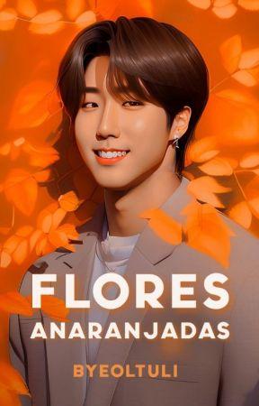 ❝ flores anaranjadas › hyunsung by ByeolPaula