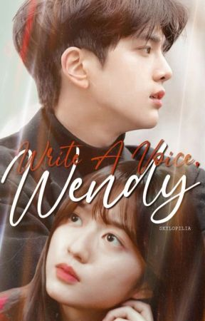Write A Voice, Wendy by skylophilia
