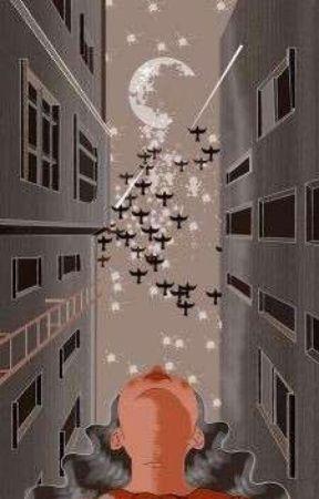 uçmayı hayal eden kuş, ölmek üzere. by iamdevil-