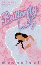 Butterfly Hearts by silverfeels