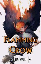 Flamming Crow •  HAIKYUU  • by AnYx_Bh4bi3