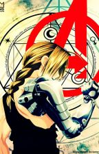FMA:B  Avengers crossover (But Why an Eyeball?) by realmwalkerdragon