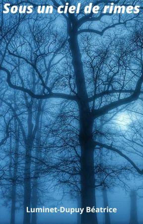 Sous un ciel de rimes by BeatriceLuminetdupuy