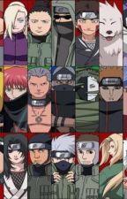 Y/n in Naruto  by Briannassanchez