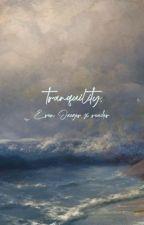 tranquility. | Eren Jaeger x Reader by liaflamme