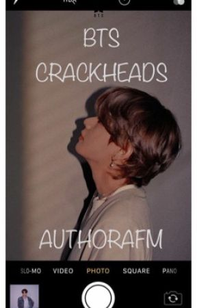 BTS CRACKHEADS by AUTHORAFM