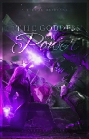 Y/N The Goddess Of Power by ScarlettStories2