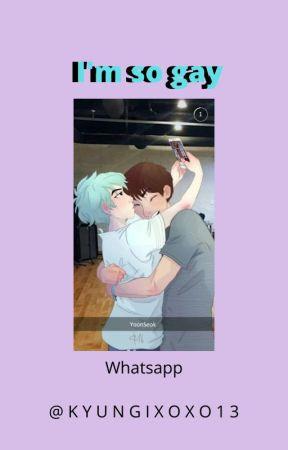 i'm so gay // BTS by kyungixoxo13