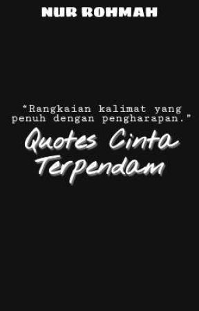 Quotes Cinta Terpendam by aing_rohmaa