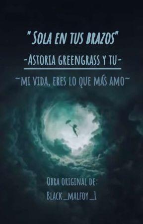 """Sola en tus brazos""  by black_malfoy_1"