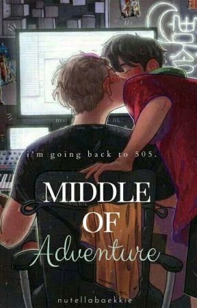 Middle of Adventure // ChanBaek by nutellabaekkie