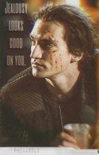 Jealousy looks good on you- John Murphy x reader by murphyisdaddy