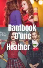 Mon Rantbook 🍒🏵 by -LovelyBughead