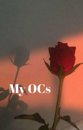 My OCs by Flor1128
