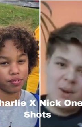 Charlie x Nick OneShots by largecock