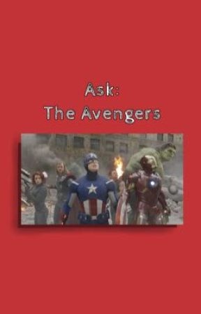Ask: The Avengers by 221b_blogger101