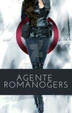 Agente Rogers Romanoff by ThayCoelho791