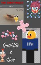 Quakity x Lice (TW: EMOTIONAL🥦) by woopsiedingles