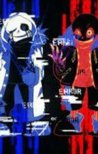 Kid Error by ErrorSans_Fan