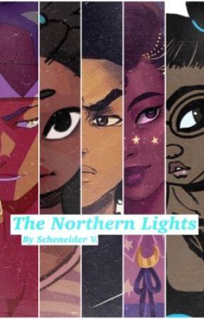 The Northern Lights by MrMarvels