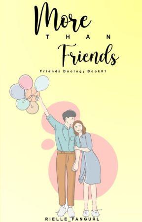 More Than Friends (Friends Duology Book #1) by jeangabriexx